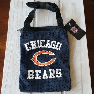 NFL Chicago Bears cross body purse